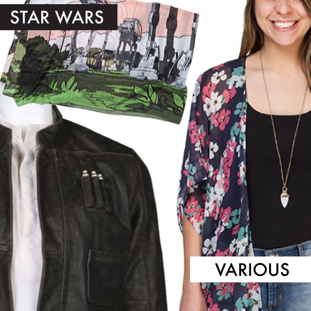 Star Wars Fashion Finds