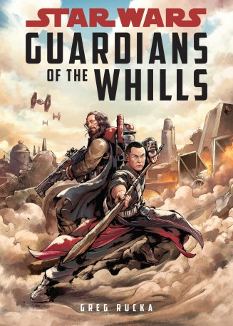 Guardians of the Whills book cover