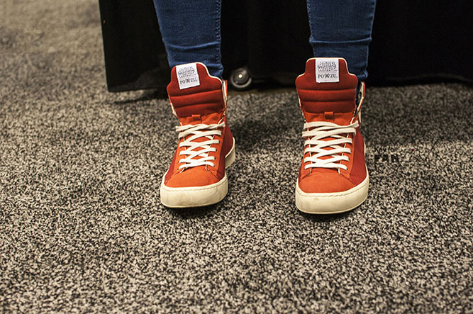 Po-Zu Star Wars Rebel Sneakers