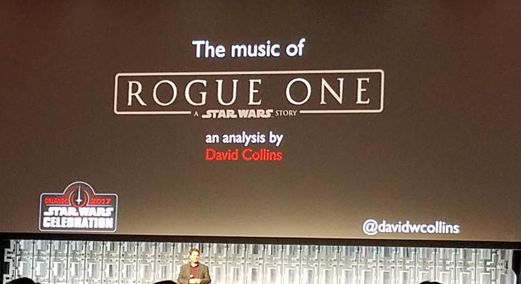 Star Wars Celebration Orlando 2017: The Music of Rogue One