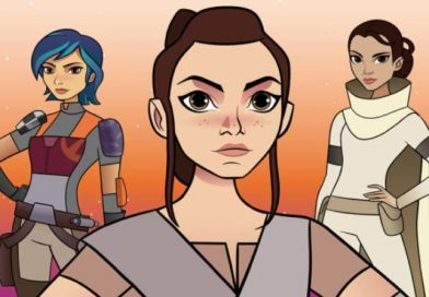 Star Wars Forces of Destiny Premieres on July 3