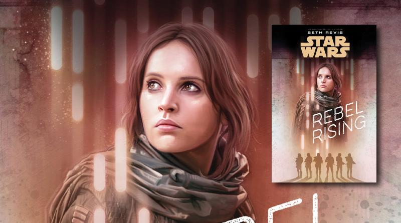 Rebel Rising Reviewed on FANgirl Blog