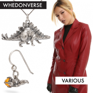 Buffy Jacket and Firefly Jewelry June Fashion Finds