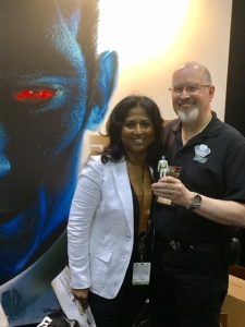 Linda and Timothy Zahn