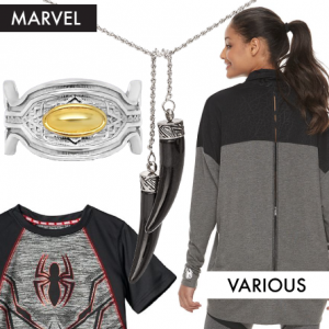 Marvel Fashion Finds for June