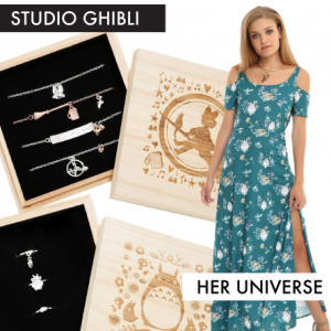 Studio Ghibli Dress and Accessories