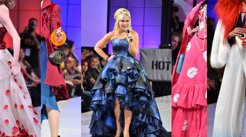 FANgirl Blog recap of Her Universe Fashion Show by Kay