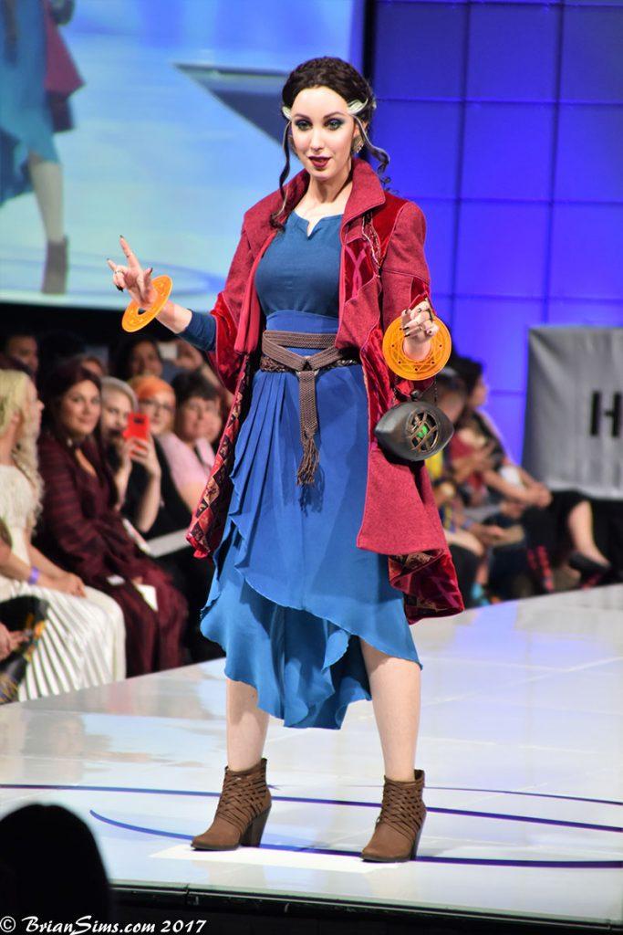 Doctor Strange Dress Her Universe Fashion Show