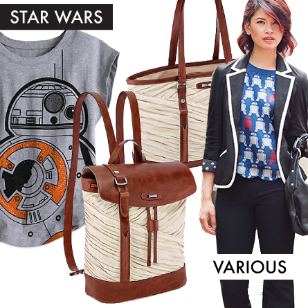 Star Wars Fashion July Picks
