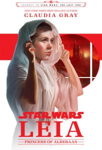 Leia Princess of Alderaan Book Cover