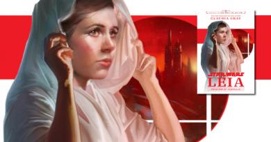 Leia Princess of Alderaan Novel Reviewed by Kay on FANgirl Blog