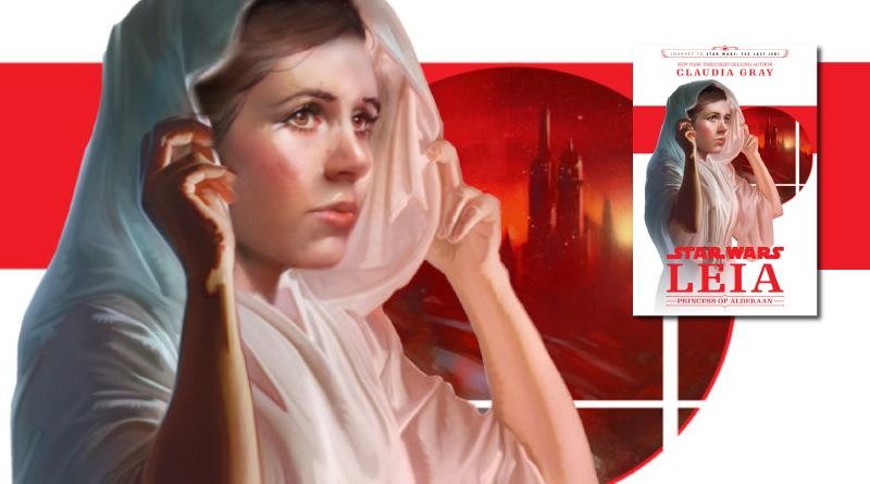Leia Princess of Alderaan Novel Reviewed by Kay on FANgirl Blog