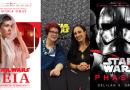 Phasma and Leia Books Launch at Dragon Con