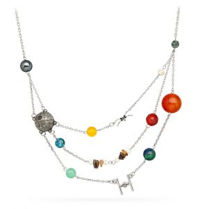 Star Wars Planet Necklace
