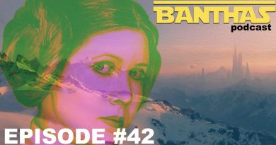 Tricia Barr joins Beltway Banthas to Discuss Leia: Princess of Alderaan
