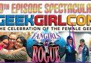 Fangirls Going Rogue LIVE at GeekGirlCon