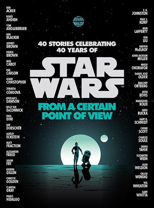 From a Certain Point of View Star Wars Book Cover