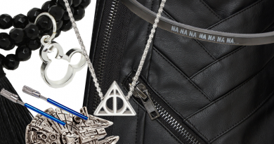 Geek Fashion Finds for October by Kay on FANgirl Blog