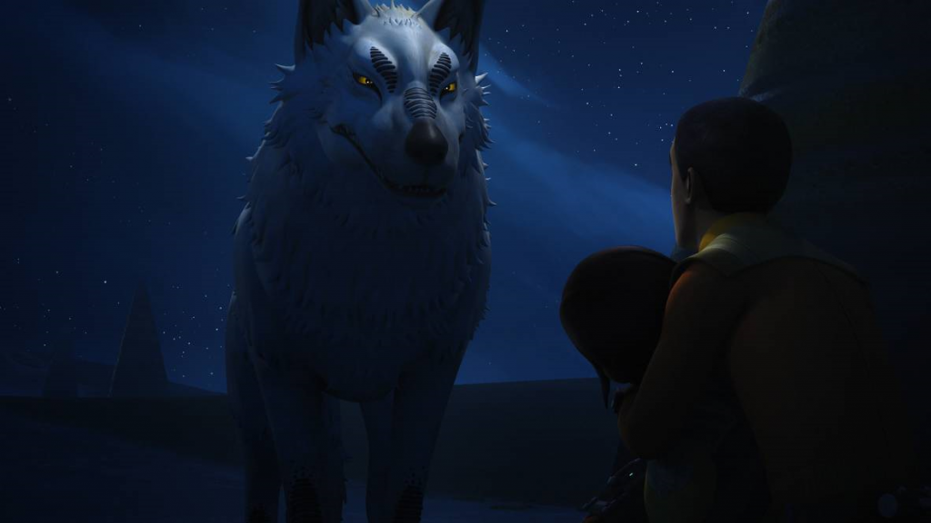 Star Wars Rebels Influences Nature Technology And The