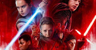 The Last Jedi Leia