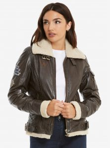Wonder Woman Sherpa Jacket in FANgirl's Fashion Finds