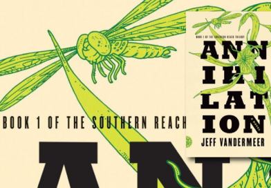 Without Solid Ground: Annihilation Book Review