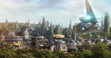 Star Tours: New Characters and Locations Mark Narrative Shift To Ride
