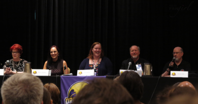 Star Wars Authors at Dragon Con Featured on FANgirl Blog