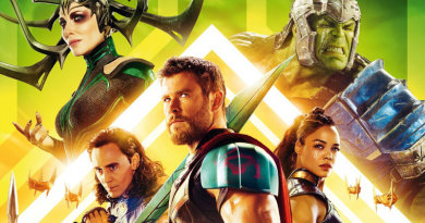 Thor Ragnarok Review on FANgirl Blog