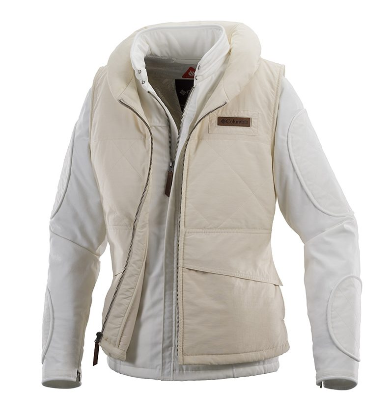 Princess Leia Hoth Jacket from Columbia