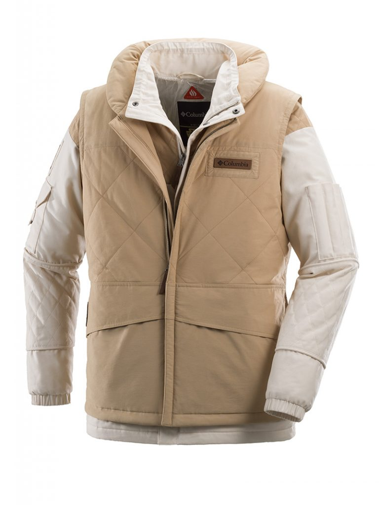 Luke Skywalker Hoth Jacket from Columbia