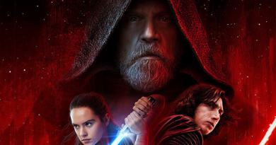 Kay Reviews The Last Jedi for FANgirl Blog