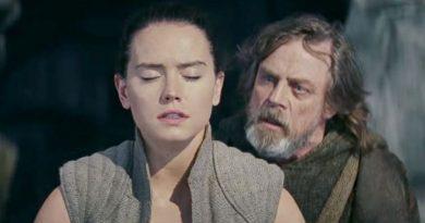 Luke Rey The Last Jedi
