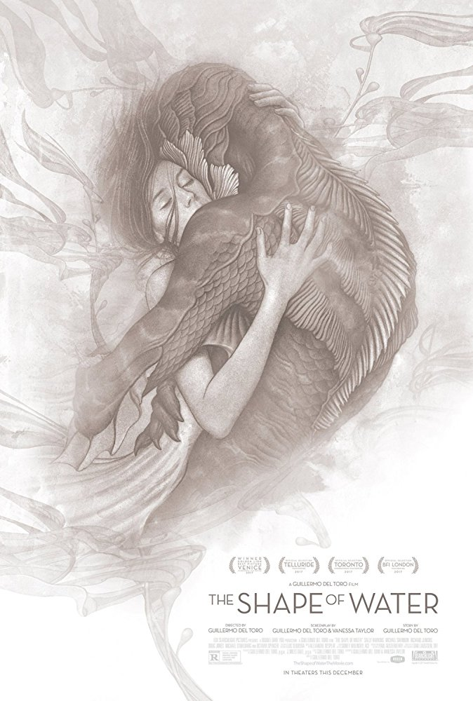 The Shape of Water Movie Poster