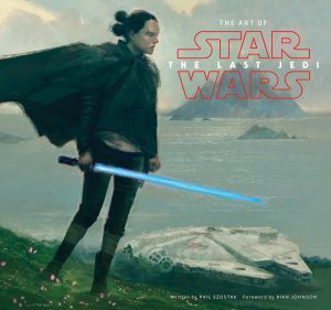 The Art of the Last Jedi cover