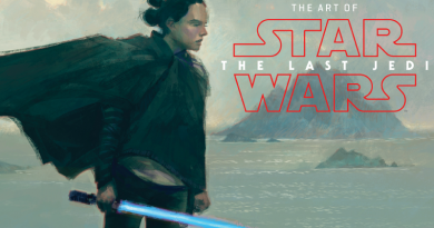 The Art of The Last Jedi Review on FANgirl Blog