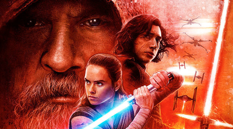Kay Discusses The Last Jedi with Nerd Lunch