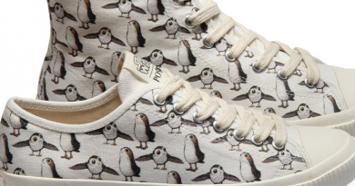 Porg Shoe News at FANgirl Blog