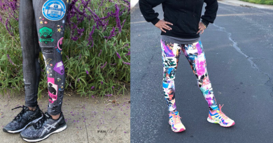Terez Star Wars Leggings Review by Linda on FANgirl Blog