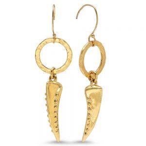 Killmonger Earrings