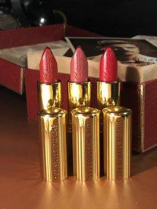 Besame Agent Carter Lipsticks