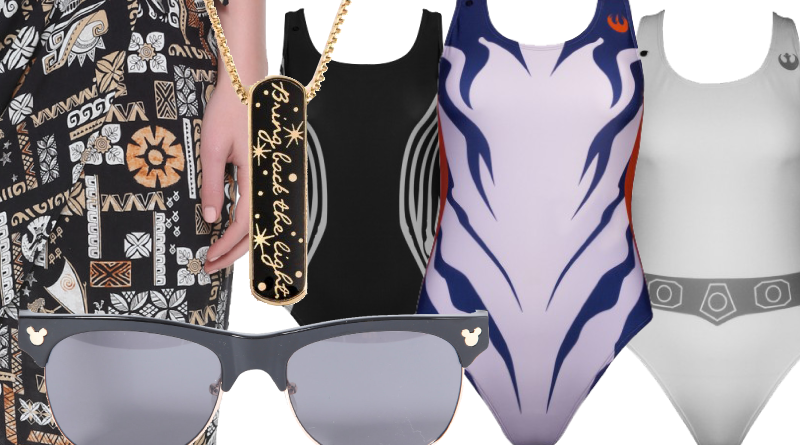 Geek Fashion Finds by Kay from March 2018 Featured on FANgirl Blog