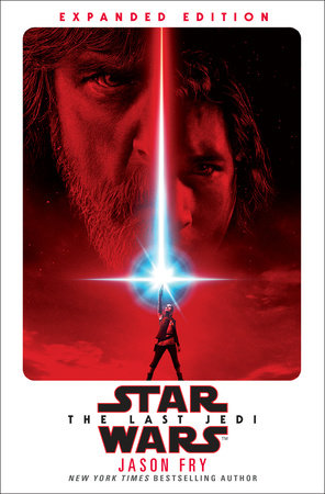 The Last Jedi Novelization Cover