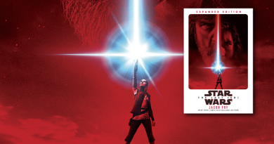 The Last Jedi Novelization Review by Kay on FANgirl Blog