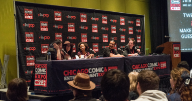 C2E2 Shes the Doctor Panel Featured on FANgirl Blog