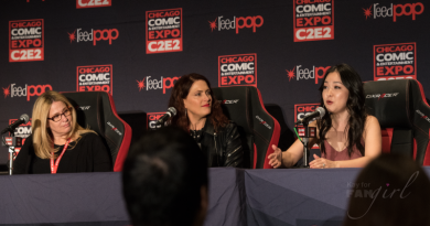 Women of Voice Acting at C2E2 Featured by Kay on FANgirl