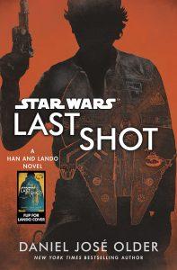 Last Shot Novel Han Solo Cover
