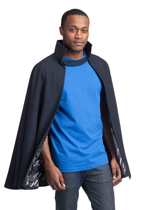 Lando Cape from ThinkGeek
