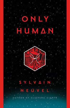 Only Human Book Cover Themis Files