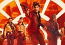 Kay Talks Solo on Nerd Lunch Podcast